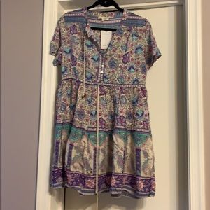 Spell and the gypsy reproduction poinciana dress